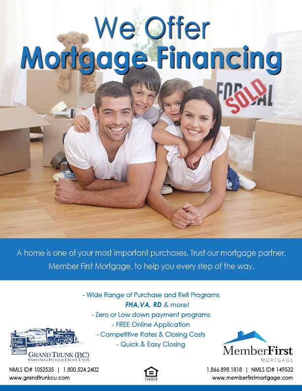 Family Mortgage Flyer