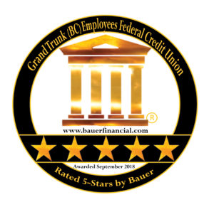 5 Star Rating by Bauer Financial