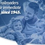 Serving railroaders and their immediate family since 1945