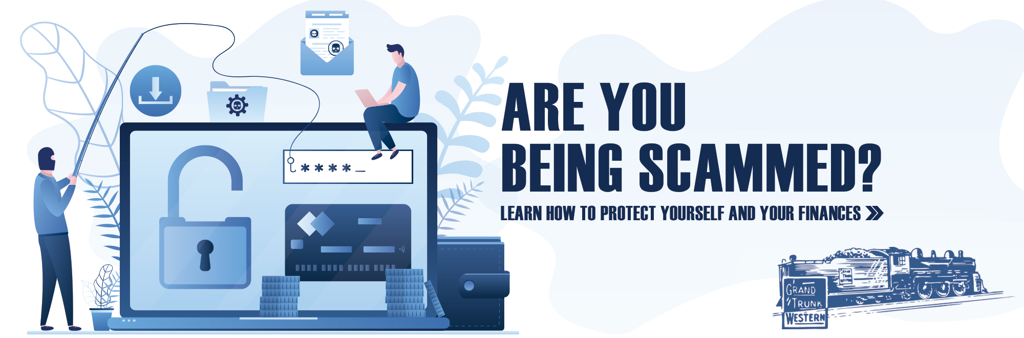 Are you being scammed? Learn how to protect yourself and your finances